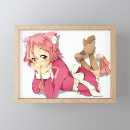 Rika Shinozaki, Lisbeth Rizubetto SAO Framed Mini Art Print