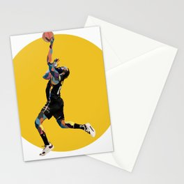 HARDen - James - The Beard - Brooklyn Basketball Sports Gamer Abstract  Stationery Cards
