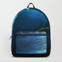 Swimming with Dolphins Backpack