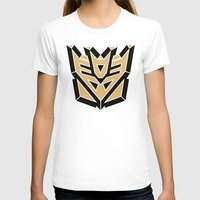 transformers T-shirts featuring Transformers by FilmsQuiz
