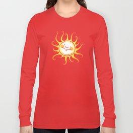 Happy Sun Long Sleeve T-shirt