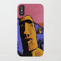 easter iPhone & iPod Cases featuring Easter by dvhstudios