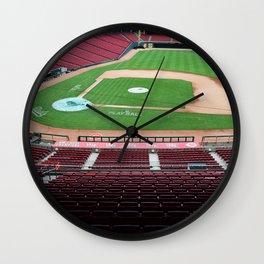 Reds Ballpark Wall Clock