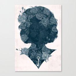 Rosarium Canvas Print
