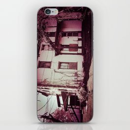A Squatter's Paradise iPhone Skin