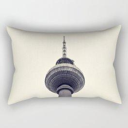 Berliner Fernsehturm Rectangular Pillow
