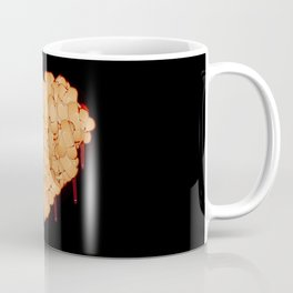 Wounded heart Coffee Mug