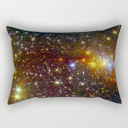 Constellation Serpens Cloud Spawns Stars Rectangular Pillow