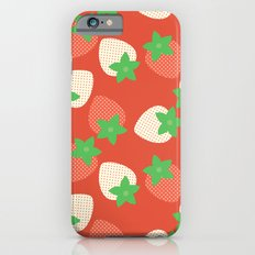 Berry Fields Slim Case iPhone 6s