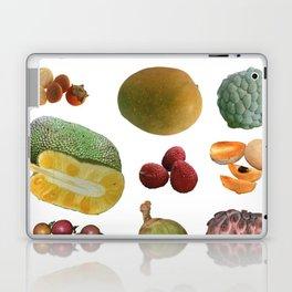 Exotic Fruit Collage Laptop & iPad Skin