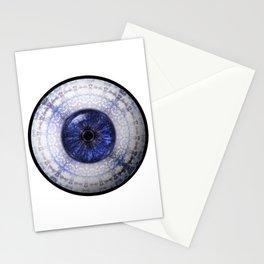 Ceramic  Eyball Jewel Stationery Cards