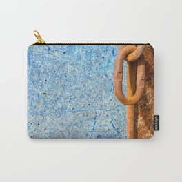 Rusty Link Carry-All Pouch