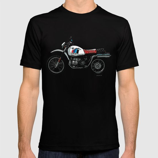 BMW R80GS PD   DARK T-shirt