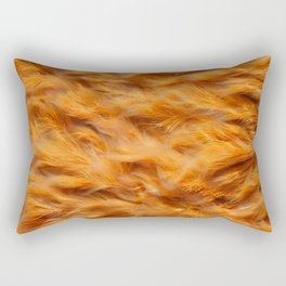 Iron water stream Rectangular Pillow