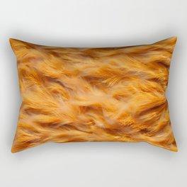 Iron water stream Rectangular Pillow