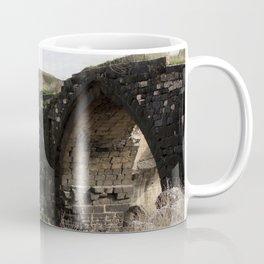 Old Gesher-Train Bridge Coffee Mug