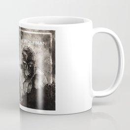 The Wolfman (1941) Coffee Mug