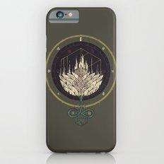 Fading Dahlia iPhone 6 Slim Case