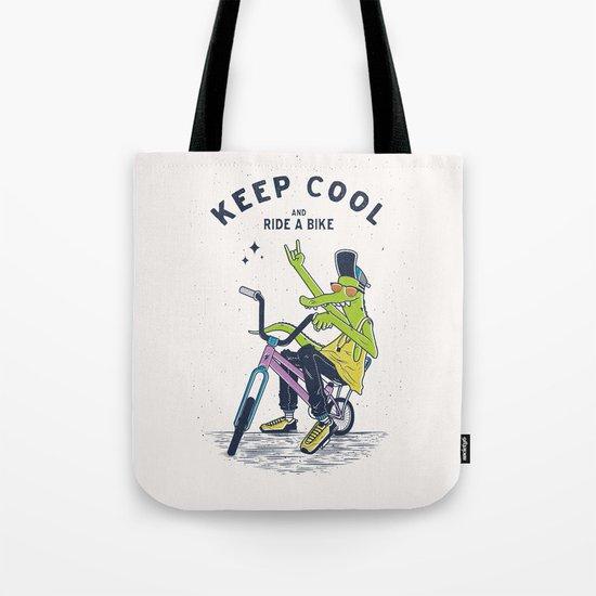 Keep Cool Tote Bag