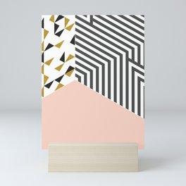 Pink&Gold Room #society6 #decor #buyart Mini Art Print