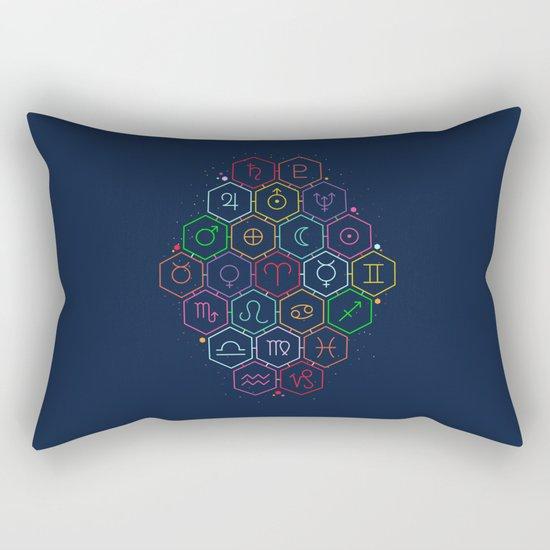 Written in the Stars Rectangular Pillow