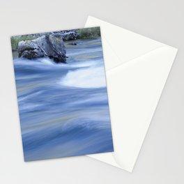 rio de pintura Stationery Cards