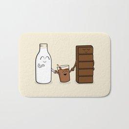 Milk + Chocolate Bath Mat