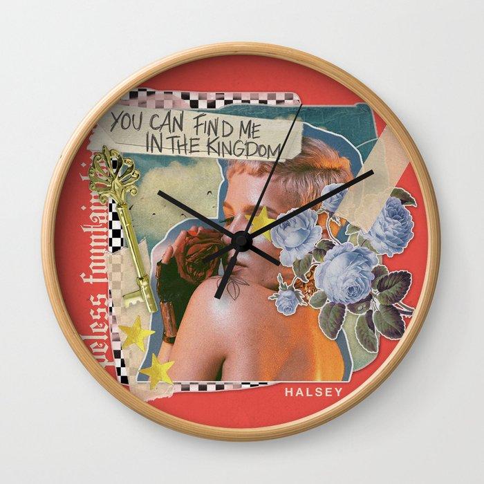 HFK No. 3 Wall Clock