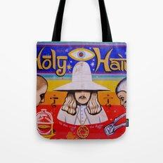 Holy Haircuts Tote Bag