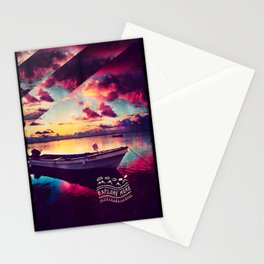 Explore More II - for iphone Stationery Cards
