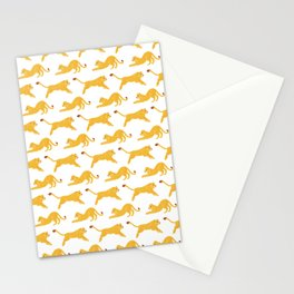 Lions pattern 1 Stationery Cards
