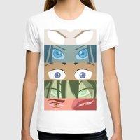 avatar T-shirts featuring Team Avatar by Kazuma Shimizu