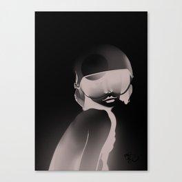 BnW11 Canvas Print