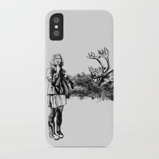 caribou iPhone X Slim Case