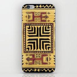Southwest Shaman Tile iPhone Skin