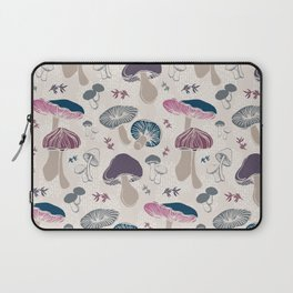 Toadstool Time Laptop Sleeve