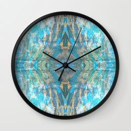 FX#2 - Tranquility Wall Clock
