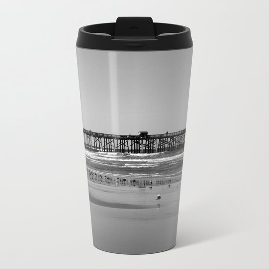 Grand Delusions Metal Travel Mug