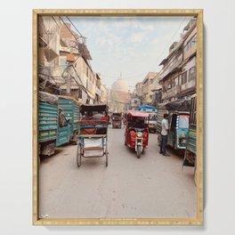 Old Delhi Serving Tray