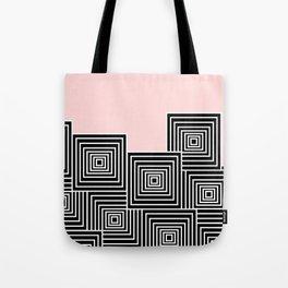 Pink Zone Tote Bag