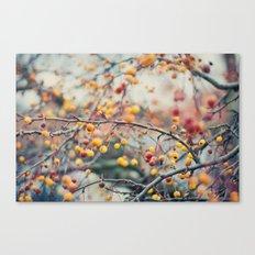 Autumn Poison Canvas Print