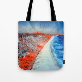 Trancoso Beach Tote Bag