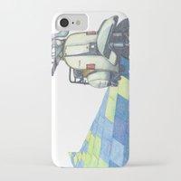 vespa iPhone & iPod Cases featuring vespa by Miyuki Sakurai