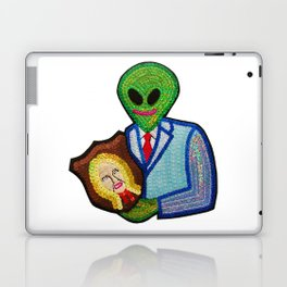Bad Aliens Trophy Laptop & iPad Skin