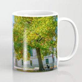Ohio State Campus Library Columbus Print Coffee Mug