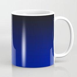 Cobalt blue Ombre Coffee Mug