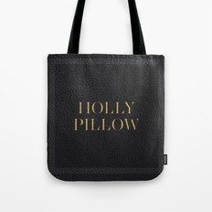 Holly Poster Tote Bag