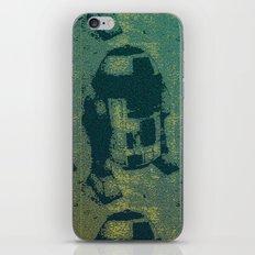 Star Wars Pop Art: Cool R2D2 iPhone & iPod Skin