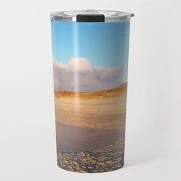 three shadows Travel Mug