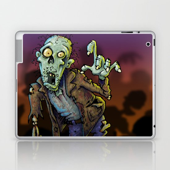 ZOMBIE! Laptop & iPad Skin